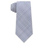 Calvin Klein Mens Hi-Ridge Self-tied Necktie