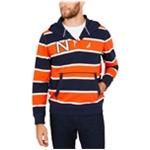Nautica Mens Stripe Hoodie Sweatshirt