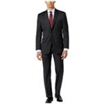 Michael Kors Mens Classic-Fit Charcoal Two Button Suit