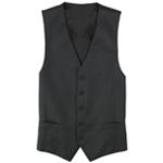 Michael Kors Mens Birdseye Five Button Vest