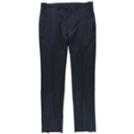 Michael Kors Mens Flat Front Dress Pant Slacks