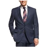 Michael Kors Mens Blue Two Button Blazer Jacket
