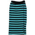 Kensie Womens Jersey Midi Skirt