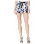 Kensie Womens Tropical Casual Walking Shorts