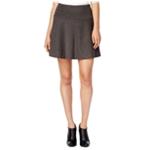 Kensie Womens Herringbone A-line Skirt