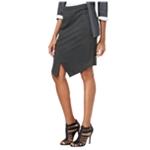 Kensie Womens Envelope-Hem Ponte Skirt