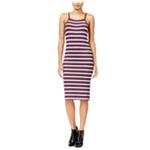 Kensie Womens Ribbed Bodycon Dress