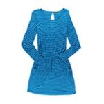 Big Star Womens Andrea Pocket A-line Dress