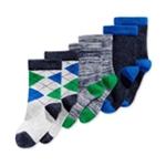 First Impressions Boys 3-Pk. Midweight Socks