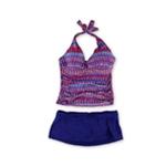 La Blanca Womens Tribal Skirt 2 Piece - Style LB4CJ84-14
