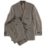 Ralph Lauren Mens Classic Wool Double Breasted Suit