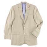 Ralph Lauren Mens Linen Two Button Blazer Jacket