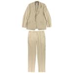 Ralph Lauren Mens Solid Two Button Formal Suit