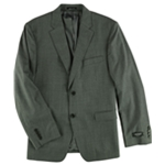 Ralph Lauren Mens Windowpane Two Button Blazer Jacket