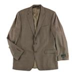 Ralph Lauren Mens Silk & wool Two Button Blazer Jacket