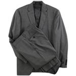 Ralph Lauren Mens Plaid Two Button Formal Suit