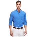 Nautica Mens Oxford Button Up Shirt