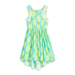 Bonnie Jean Girls Pineapple Tank Dress