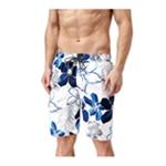 Newport Blue Mens Maui Swim Bottom Board Shorts