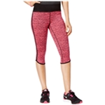 Material Girl Womens Space Dye Compression Athletic Pants