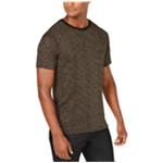 GUESS Mens Striped Basic T-Shirt