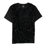 GUESS Mens Kenyan Mirage Embellished T-Shirt