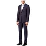 Calvin Klein Mens Extra Two Button Suit
