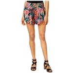 Jack Womens Printed Casual Walking Shorts