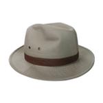 Dorfman Pacific Co Mens Weathered Safari Wide Brim Sun Hat