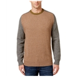 Tricots St Raphael Mens Colorblocked Pullover Sweater