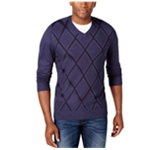 Tricots St Raphael Mens Diamond V Pullover Sweater