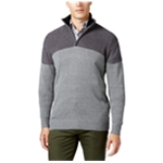 Tricots St Raphael Mens Texture Colorblock Pullover Sweater
