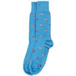 Bloomingdale's Mens Big Dot Dress Socks