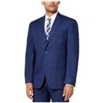 Sean John Mens Stretch Two Button Blazer Jacket