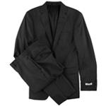 Calvin Klein Mens Micro Pinstripe Two Button Formal Suit