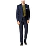 Calvin Klein Mens Slim-Fit Two Button Suit
