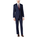 Calvin Klein Mens Wool Two Button Suit