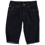 True Religion Mens Relaxed Ricky Casual Denim Shorts