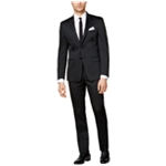 Calvin Klein Mens Peak Lapel Big & Tall Formal Tuxedo