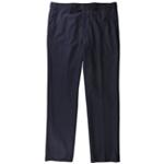 Alfani Mens Slim-Fit Textured Dress Pant Slacks