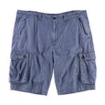 Calvin Klein Mens Denim Casual Bermuda Shorts