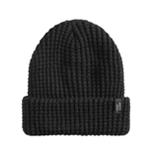 Steve Madden Mens Waffle Knit Beanie Hat