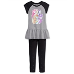 My Little Pony Girls 2-Piece Graphic T-Shirt