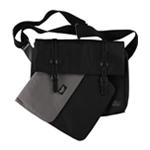 Steve Madden Unisex Micro Buckle Messenger Bag