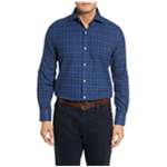 TailorByrd Mens Cankton Plaid Sport Button Up Shirt