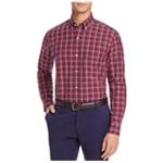 TailorByrd Mens Plaid Button Up Shirt