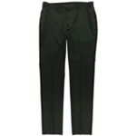 Calvin Klein Mens Solid Slim Fit Dress Pant Slacks