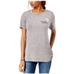 True Vintage Womens Cloud Embellished T-Shirt