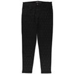 Tinseltown Womens Studded Skinny Fit Jeans