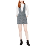 T.D.C Womens Printed Corduroy Overall Dress